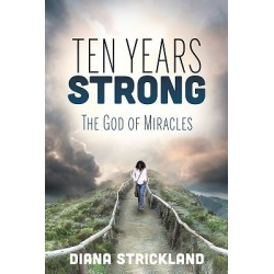 Ten Years Strong - The God of Miracles found on Bargain Bro India from cokesbury.com US for $15.99