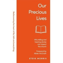 An engaging look at how our life stories can enable us to tell the gos - Why telling and hearing stories can save the church found on Bargain Bro India from cokesbury.com US for $10.99