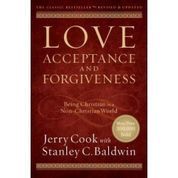 Love, Acceptance, and Forgiveness - Being Christian in a Non-Christian World found on Bargain Bro India from cokesbury.com US for $14.99