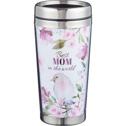 Best Mom Polymer & Stainless Steel Mug