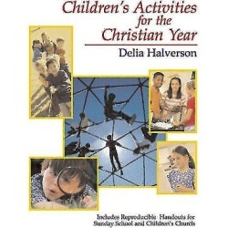Children's Activities for the Christian Year found on Bargain Bro India from cokesbury.com US for $19.99