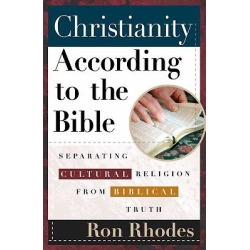 Christianity According to the Bible - Separating Cultural Religion from Biblical Truth