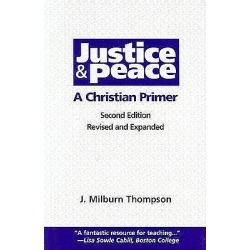 Justice and Peace found on Bargain Bro India from cokesbury.com US for $24.00