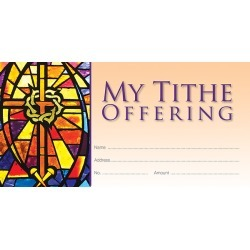 My Tithe General Offering Envelope found on Bargain Bro India from cokesbury.com US for $8.99