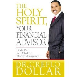 The Holy Spirit; Your Financial Advisor