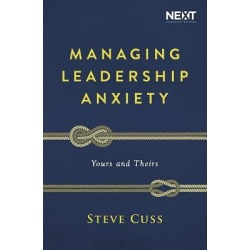 Managing Leadership Anxiety - Yours and Theirs found on Bargain Bro from cokesbury.com US for USD $14.43