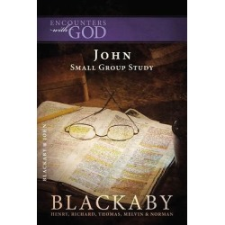 Encounters with God - John - Small Group Study found on Bargain Bro from cokesbury.com US for USD $7.59