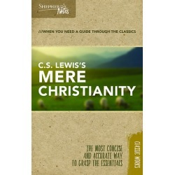 Shepherd's Notes: C.S. Lewis's Mere Christianity found on Bargain Bro from cokesbury.com US for USD $5.31