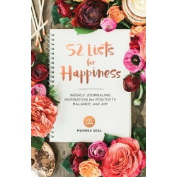 52 Lists for Happiness - Weekly Journaling Inspiration for Positivity, Balance, and Joy found on Bargain Bro Philippines from cokesbury.com US for $16.95