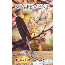 Statement of Faith - What Every Person in Jesus Christ Should Believe found on Bargain Bro from cokesbury.com US for USD $9.08