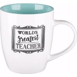 Mug Worlds Greatest Teacher