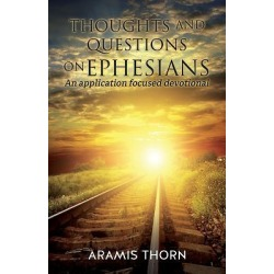 Thoughts and Questions on Ephesians - (An application focused devotional) found on Bargain Bro India from cokesbury.com US for $15.99