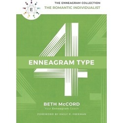 The Enneagram Type 4 - The Romantic Individualist found on Bargain Bro from cokesbury.com US for USD $11.39
