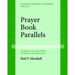 Prayer Book Parallels Volume II (Paperback) found on Bargain Bro India from cokesbury.com US for $49.95