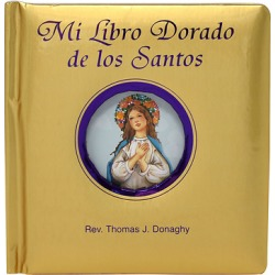 Mi Libro Dorado de Los Santos found on Bargain Bro India from cokesbury.com US for $11.95