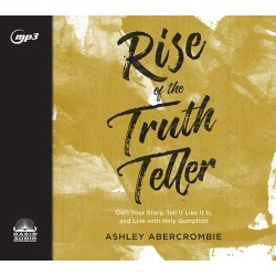 Rise of the Truth Teller - Own Your Story, Tell It Like It Is, and Live with Holy Gumption found on Bargain Bro India from cokesbury.com US for $14.99