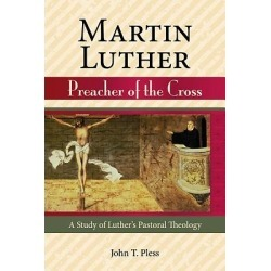 Martin Luther Preacher of the Cross found on Bargain Bro India from cokesbury.com US for $26.99