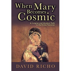 When Mary Becomes Cosmic - A Jungian and Mystical Path to the Divine Feminine found on Bargain Bro India from cokesbury.com US for $16.95