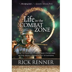 Life in the Combat Zone - How to Survive, Thrive, and Overcome in the Midst of Difficult Situations found on Bargain Bro from cokesbury.com US for USD $12.91