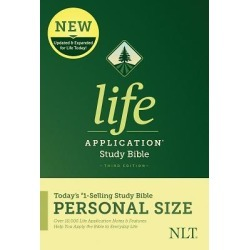 NLT Life Application Study Bible, Third Edition, Personal Size (Softco found on Bargain Bro from cokesbury.com US for USD $26.59