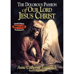 The Dolorous Passion MP3 CD