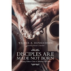 Disciples Are Made Not Born found on Bargain Bro India from cokesbury.com US for $16.99