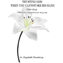 Trusting God When You Cannot See His Hand - Bible Study with Notes and Guidance for the Group found on Bargain Bro from cokesbury.com US for USD $9.08
