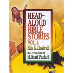 Read-Aloud Bible Stories Volume 4 found on Bargain Bro India from cokesbury.com US for $15.99