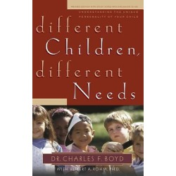 Different Children; Different Needs found on Bargain Bro India from cokesbury.com US for $14.99