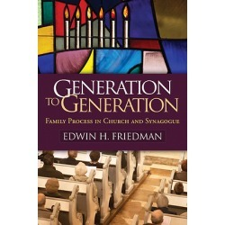 Generation to Generation - Family Process in Church and Synagogue
