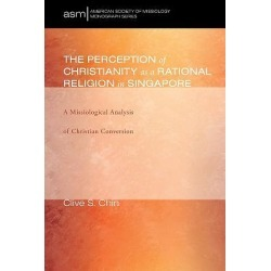 The Perception of Christianity as a Rational Religion in Singapore found on Bargain Bro Philippines from cokesbury.com US for $29.00
