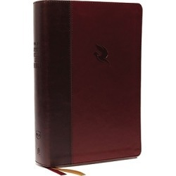 NKJV, Spirit-Filled Life Bible, Third Edition, Imitation Leather, Burg - Kingdom Equipping Through the