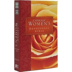 Catholic Women's Devotional Bible-NRSV found on Bargain Bro India from cokesbury.com US for $24.99