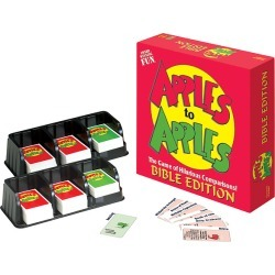 Apples to Apples Card Game - Bible Edition