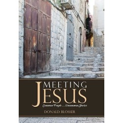 Meeting Jesus - Common People. . .Uncommon Stories found on Bargain Bro India from cokesbury.com US for $33.95