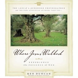 Where Jesus Walked found on Bargain Bro India from cokesbury.com US for $24.99