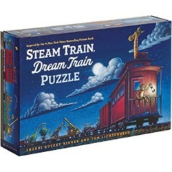 BEST DEALS Steam Train; Dream Train Puzzle