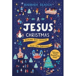 A Jesus Christmas - Explore God's Amazing Plan for Christmas found on Bargain Bro India from cokesbury.com US for $9.99