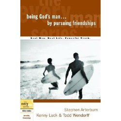 Being God's Man by Pursuing Friendships found on Bargain Bro from cokesbury.com US for USD $6.07