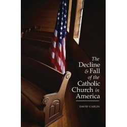 Decline and Fall of the Catholic Church in America found on Bargain Bro India from cokesbury.com US for $24.95