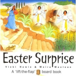 Easter Surprise - A Life the Flap Board Book found on Bargain Bro from cokesbury.com US for USD $8.35