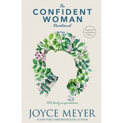 The Confident Woman Devotional - 365 Daily Inspirations found on Bargain Bro India from cokesbury.com US for $17.00