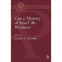 Can a 'History of Israel' Be Written? found on Bargain Bro Philippines from cokesbury.com US for $74.95
