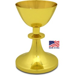 Artistic ASA 900BRG Solid Brass Traditional American Design Chalice