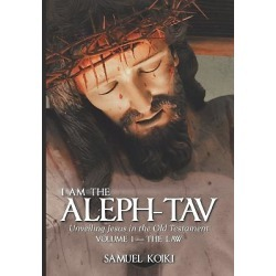 I Am the Aleph-Tav - Unveiling Jesus in the Old Testament found on Bargain Bro Philippines from cokesbury.com US for $29.99