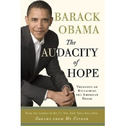 The Audacity of Hope - Thoughts on Reclaiming the American Dream found on Bargain Bro Philippines from cokesbury.com US for $27.00