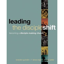 Leading the Discipleshift - Becoming a Disciple-Making Church found on Bargain Bro India from cokesbury.com US for $18.99