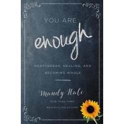 You Are Enough - Heartbreak, Healing, and Becoming Whole found on Bargain Bro India from cokesbury.com US for $20.00
