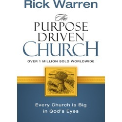 The Purpose Driven Church - Growth Without Compromising Your Message and Mission found on Bargain Bro Philippines from cokesbury.com US for $28.99