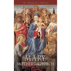 Mary, Mother of the Church - What Recent Popes Have Said about the Blessed Mother's Role in the Church found on Bargain Bro India from cokesbury.com US for $5.95